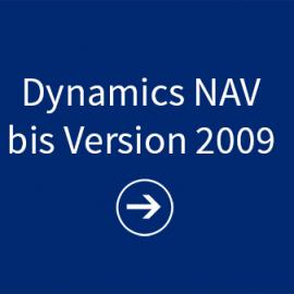 Frühere  Dynamics NAV Versionen