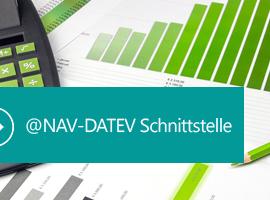 Einrichtung oder Upgrade der @NAV-DATEV Schnittstelle