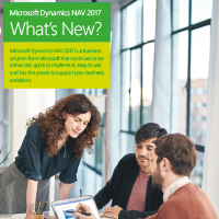 Microsoft Dynamics NAV 2017 ist da!