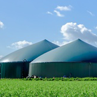 Referenzprojekte der br AG: Bioenergie-Branche