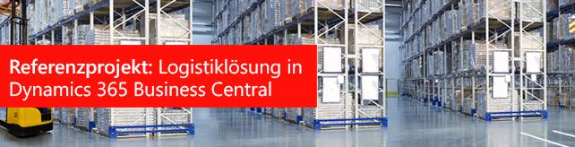 Referenzprojekt: Logistiklösung in Dynamics 365 Business Central am Beispiel eines Kunden