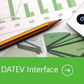 """Add-on Lösung: """"DATEV Interface"""""""