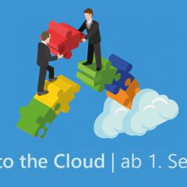 "Microsoft Kampagne ""Bridge to the Cloud"""